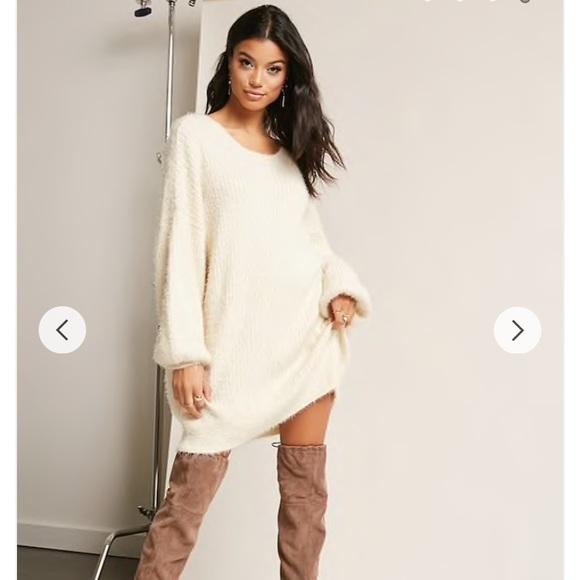 c5bd1c65578 Dresses   Skirts - Fuzzy Knit Dress